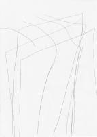 Graphit auf Papier, 21×29,7cm