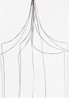 Tusche auf Papier, 70 x 100cm