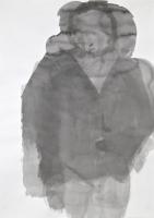 Tusche auf Papier, 50×70cm