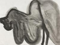 Tusche auf Papier, 40 x 29,7cm