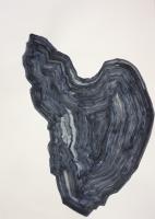 Öl auf Papier, 95,4x84cm