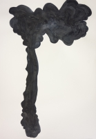 Öl auf Papier, 59,4 x 84cm